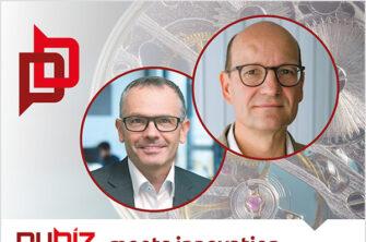 Joachim Rotzinger und Ehrhardt Heinold