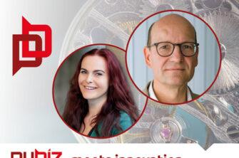 Ehrhardt F. Heinold und Andrea Soprek sprechen über Innovation bei Ravensburger